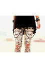White-babilonia-lovelysally-leggings