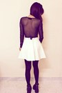 Black-platform-luluscom-boots-white-studded-leather-motelrockscom-skirt