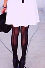 Black-wide-brim-oasapcom-hat-white-love-marcella-inlovewithfashioncom-dress