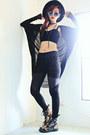 Black-floral-romwecom-boots-black-blackmilkclothingcom-leggings