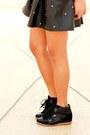 Black-romwecom-boots-black-romwecom-jacket-black-romwecom-skirt