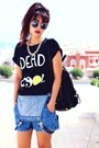 Black-creepers-choiescom-shoes-black-studded-bucket-theeditorsmarketcom-bag