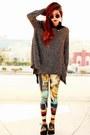 Black-oasap-shoes-gold-egypt-blackmilkclothing-leggings