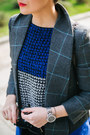 Gray-choies-coat-blue-sheinside-sweater-black-lindex-bag-black-zara-pants