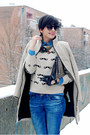 Blue-sheinside-shirt-black-oasap-boots-beige-zara-coat-blue-zara-jeans