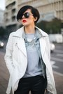 Snakeskin-choies-shoes-white-leather-jacket-viparo-jacket