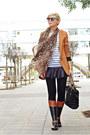 Black-tommy-hilfiger-boots-tawny-sheinsidecom-blazer-black-oasapcom-bag