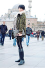 Black-us-polo-boots-army-green-lookbook-store-jacket-black-oasap-bag