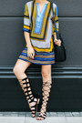 Blue-sheinside-dress-black-lindex-bag-black-choies-sandals