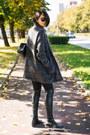 Gray-h-m-dress-dark-gray-ofinger-store-coat-gray-h-m-scarf