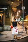 Mistral-bag-zaful-skirt-choies-sandals-koton-blouse