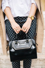 Zara-shirt-sisley-bag-z-a-jewlery-ring-h-m-cardigan