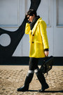 Black-us-polo-boots-yellow-sheinside-coat-white-gina-tricot-sweater