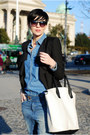 H-m-bag-bershka-jeans-sheinside-blazer-sheinside-shirt-converse-sneakers