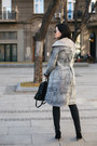 Heather-gray-helena-scrittore-coat-black-mango-jeans-black-nine-west-pumps