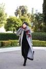 Choies-coat-zara-sweater-shein-scarf-h-m-pants