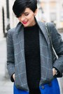 Black-zara-boots-heather-gray-choies-coat-black-new-yorker-sweater