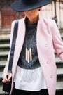 Jagger-coat-lindex-hat-parfois-bag-shein-blouse