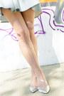 Gun-print-romwe-tights-silver-d-orsay-asos-heels