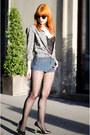 Chambray-asos-menswear-shirt-lucite-miista-heels