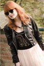 H-m-jacket-ray-ban-sunglasses-lipsy-bodysuit-nowistyle-skirt
