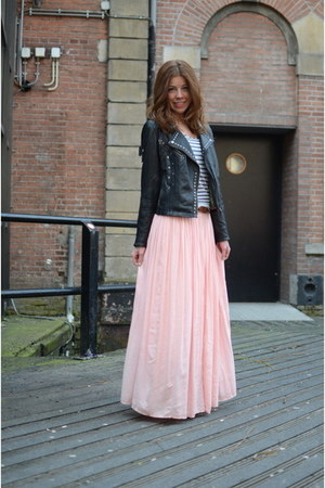 Local store skirt - Kopenhagen jacket - we top