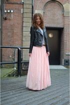 Local store skirt - Kopenhagen jacket - we top