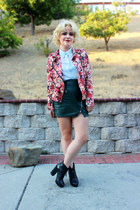 Forever 21 skirt - Ebay jacket