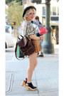 Nasty-gal-bag-corduroy-tan-american-apparel-skirt