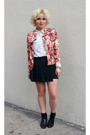 Ebay jacket - Zara shorts
