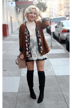 Zara blazer - Urban Outfitters top