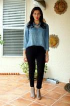 Target bracelet - Target necklace - Target pants - Target blouse