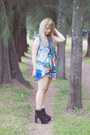 Black-jeffrey-campbell-boots-dark-gray-bershka-shirt-sky-blue-topshop-vest