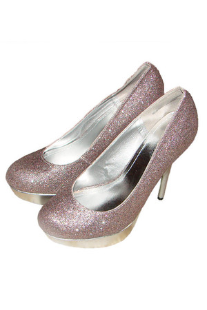 silver Bamboo shoes