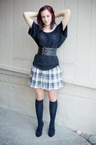 top - skirt - -