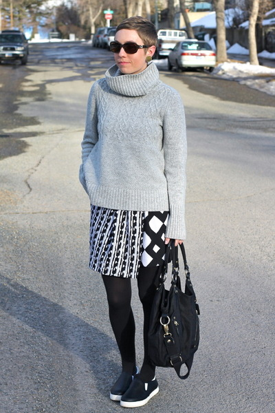 Gap sweater - Circus by Sam Edelman shoes - Peter Pilotto For Target skirt