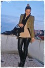 Black-wedges-asos-shoes-army-green-military-mango-coat-black-zara-blazer-b