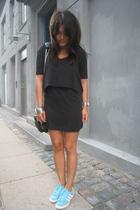 Rodebjer dress - Adidas Originals shoes - Alexander Wang accessories