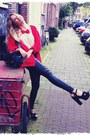 Cafe-moda-shoes-river-island-cardigan-topshop-blouse-topshop-pants