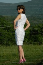 white DresseStylist dress
