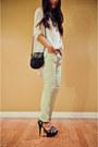 Platform-marni-heels-zipper-zara-pants
