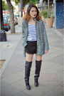 Black-hm-boots-heather-gray-cotton-on-coat-white-hm-shirt