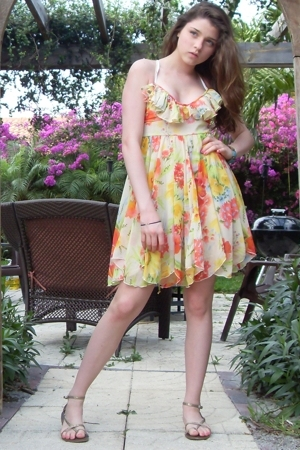 Forever21 dress - American Eagle shoes