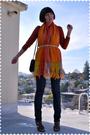 Orange-sweater-orange-scarf-beige-belt-blue-indidenim-jeans-blue-coach-p