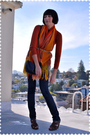 Orange-sweater-orange-scarf-beige-belt-blue-indidenim-jeans-blue-coach-p
