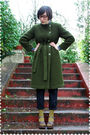 Green-coat-blue-liberty-of-london-blouse-black-zara-pants-green-target-soc