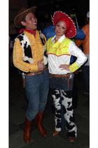 Disneystorecom hat - Steve Madden boots - AMERICAN VINTAGE shirt - Target shirt