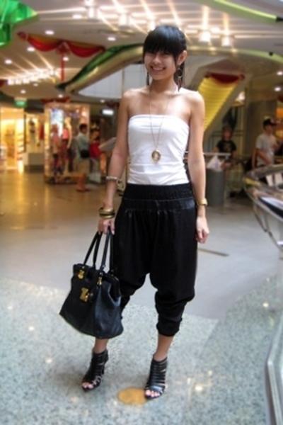 shirt - Zara pants - Doctor Bag accessories - mphosis shoes