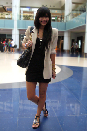 blazer - diva mphosis accessories - Marc Jacobs accessories - Schu shoes