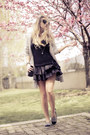 Black-le-bunny-bleu-shoes-black-no-brand-dress-black-chanel-bag
